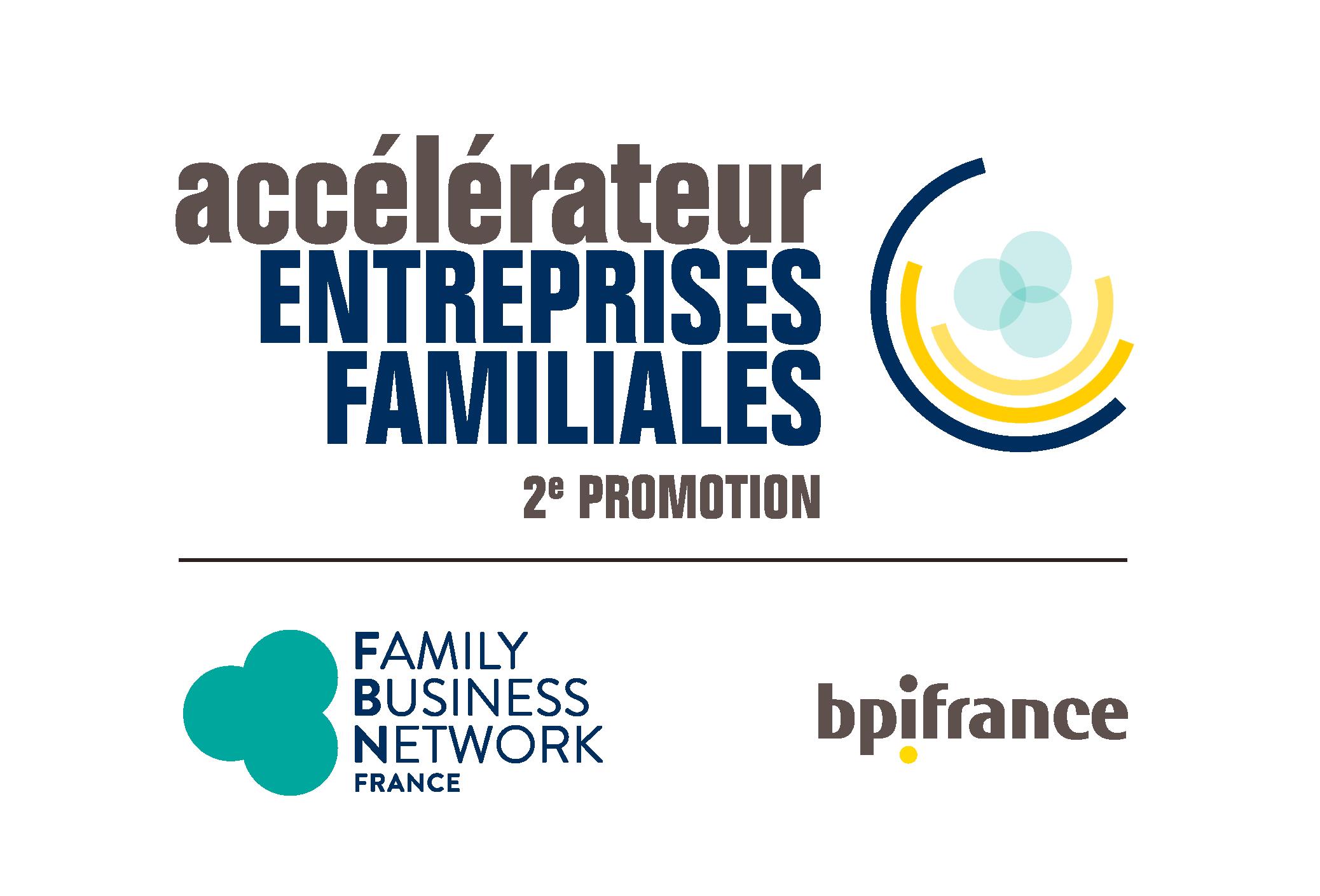 Accélérateur Entreprises Familiales #2 - Candidatures