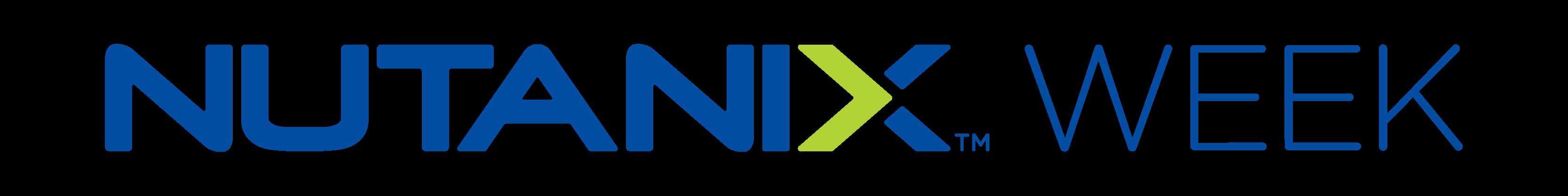 Nutanix Week DE