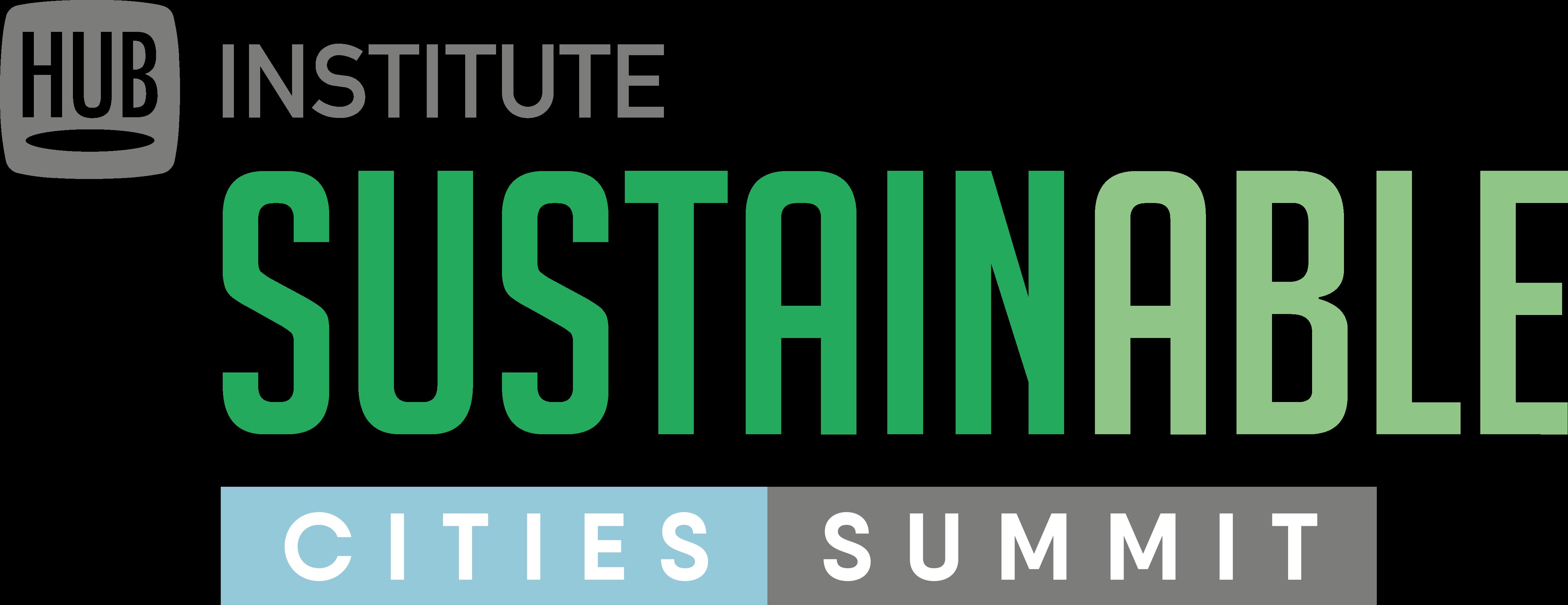 Sustainable Cities Summit