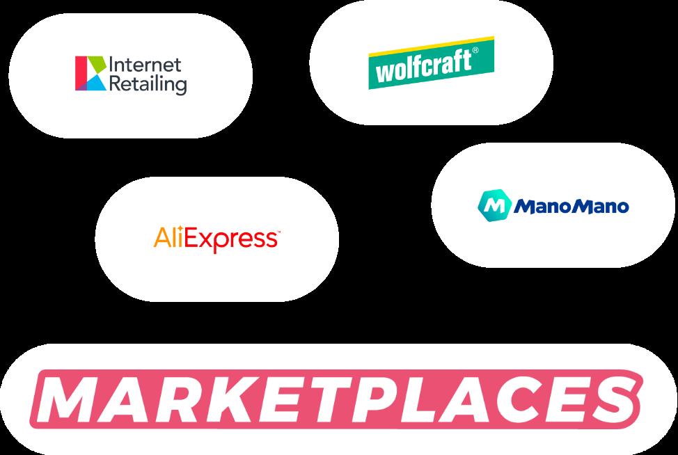 logo marketplaces
