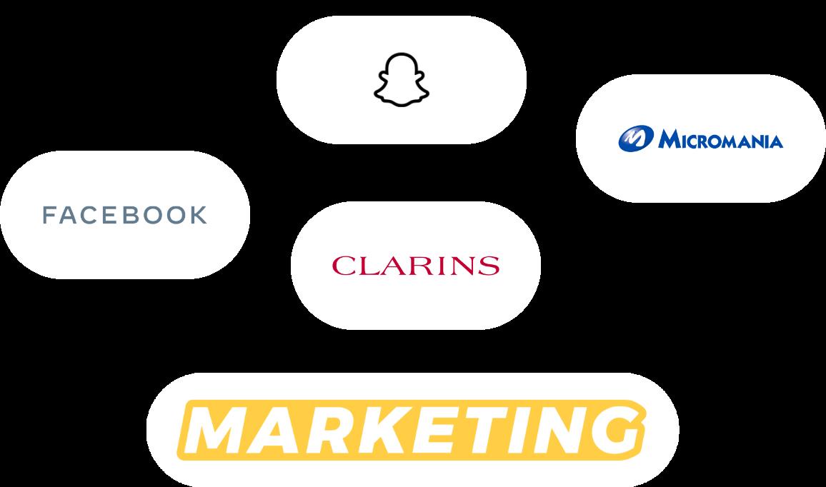 logo marketing