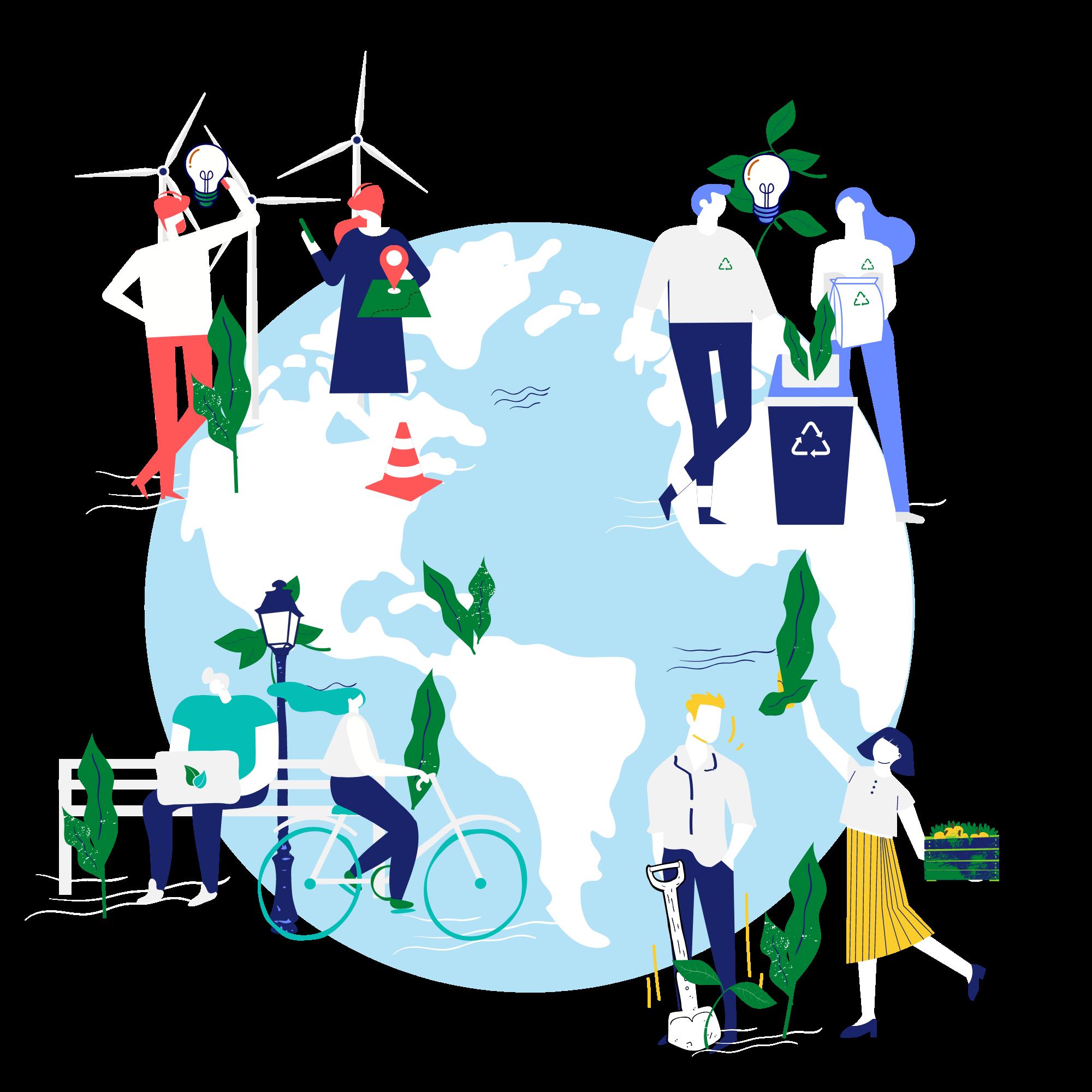 Le challenge de l'innovation durable