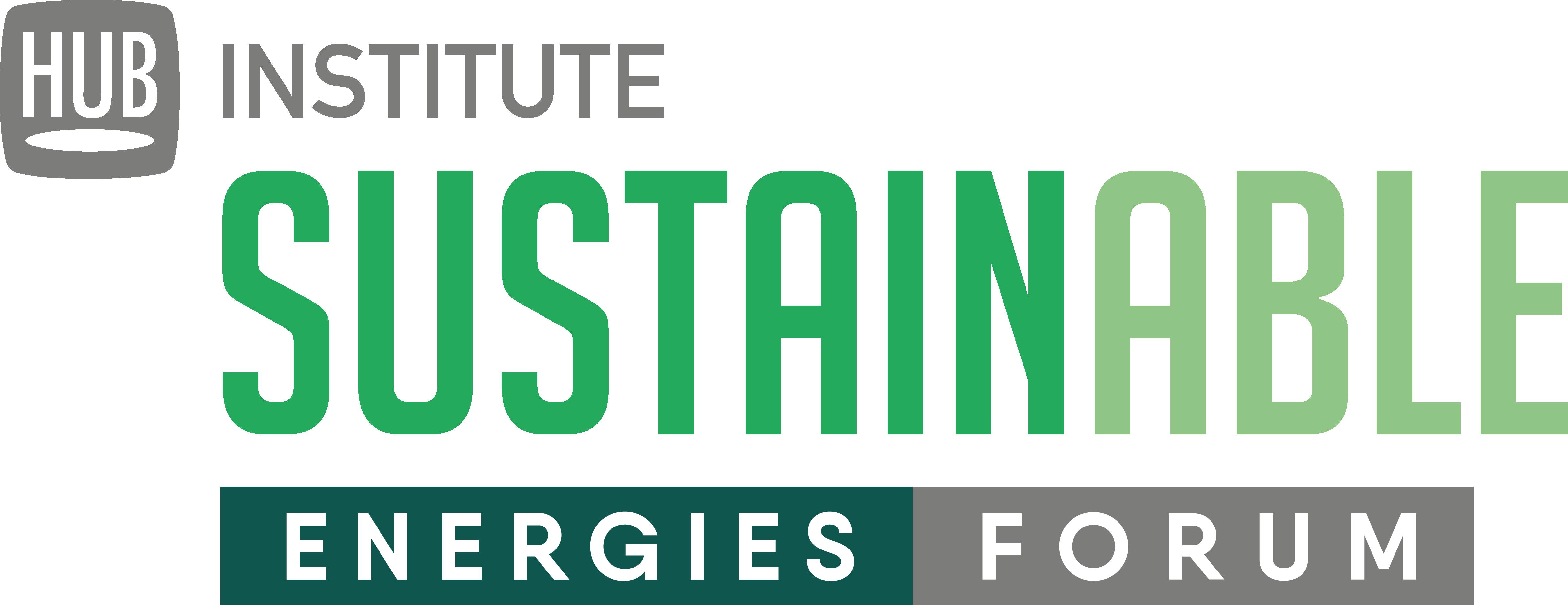 Sustainable Energies Forum